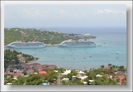 Oasis of the Seas - St. Thomas